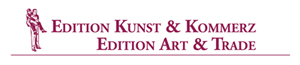 Edition Kunst & Kommerz (Edition Art and Trade) Logo